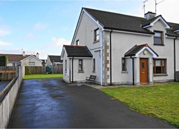 Thumbnail 3 bed semi-detached house for sale in Rosscah View, Enniskillen