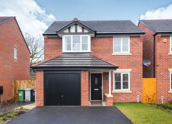 Thumbnail 3 bed detached house for sale in Clive Way, Middlewich, Cheshire, .
