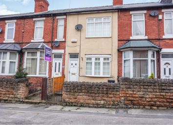 Thumbnail 2 bed terraced house for sale in Broomhill Road, Nottingham