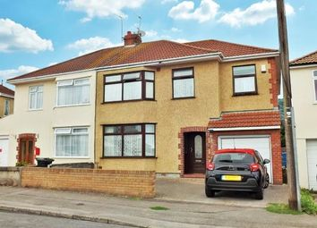Thumbnail 5 bed semi-detached house for sale in Ferndale Road, Horfield, Bristol