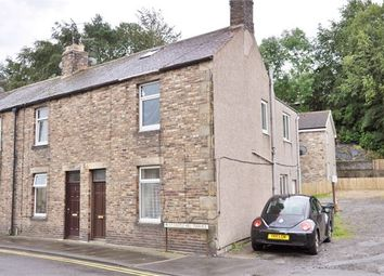 Thumbnail 2 bed end terrace house for sale in Castle Hill Terrace, Haltwhistle
