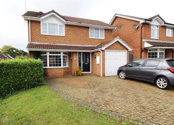 Thumbnail 4 bed detached house for sale in Capsey Road, Ifield, Crawley