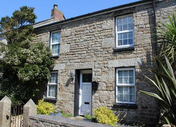Thumbnail 3 bed cottage for sale in Princess Street, St Just