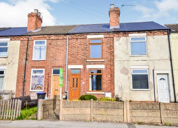 Thumbnail 3 bed terraced house for sale in Portland Road, Selston, Nottingham