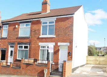 Thumbnail 2 bed terraced house for sale in Birkland Street, Mansfield