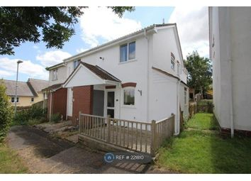 Thumbnail 3 bed semi-detached house to rent in Webber Close, Newton Abbot