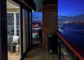 Thumbnail 1 bed flat for sale in Duke Of Wellington Avenue, Woolwich, London, Greater London