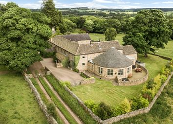 Thumbnail 5 bed barn conversion for sale in Black Hall Barn, Steel, Hexham, Northumberland