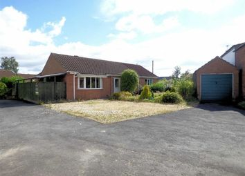 Thumbnail 4 bed bungalow for sale in Orchard Court, Market Rasen, Lincolnshire