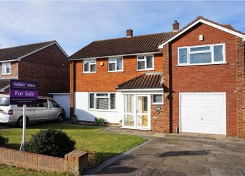Thumbnail 4 bedroom detached house for sale in Swasedale Road, Luton