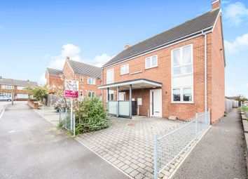 Thumbnail 3 bedroom semi-detached house for sale in Quebec Road, Bottesford, Scunthorpe
