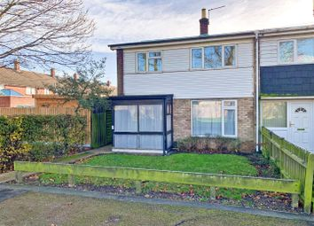 Thumbnail End terrace house for sale in Apthorpe Way, Cambridge