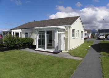 Thumbnail 2 bedroom bungalow for sale in 39 Glan Y Mor, Fairbourne