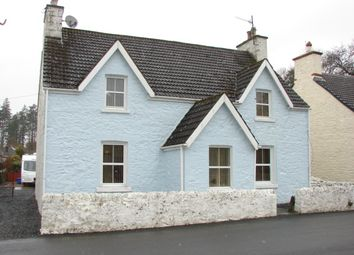 Thumbnail 4 bed detached house for sale in Mansewood, 6 Station Road, New Luce