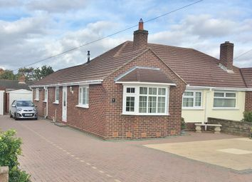 Thumbnail 2 bed semi-detached bungalow for sale in Middlecroft Lane, Gosport