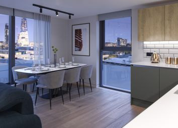 Thumbnail 3 bed flat for sale in 151-153 Tower Bridge Road, Southwark, London