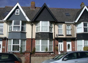 Thumbnail 5 bed terraced house for sale in Mount Wise, Newquay