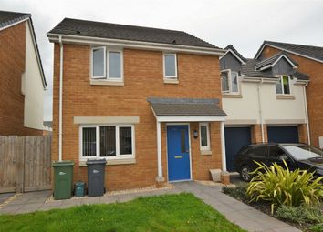 Thumbnail 3 bed detached house to rent in Sandringham Gardens, Barnstaple