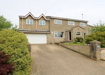 Thumbnail 5 bed detached house for sale in Priors Hill, Timsbury, Bath