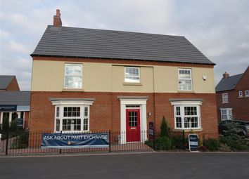 Thumbnail 5 bed detached house for sale in Nottingham Road, Barrow Upon Soar, Loughborough