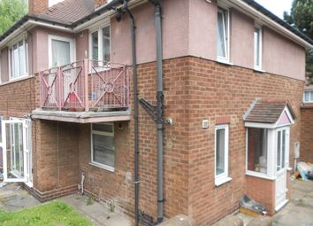 Thumbnail 3 bedroom maisonette to rent in Ladywood Middleway, Birmingham