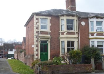 Thumbnail 4 bed semi-detached house for sale in Whitecross Road, Whitecross, Hereford