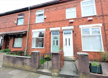 Thumbnail 2 bed terraced house for sale in Matlock Street, Eccles, Manchester