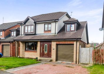 Thumbnail 4 bed detached house for sale in Rosa Burn Avenue, East Kilbride, Glasgow