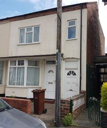 Thumbnail 4 bedroom terraced house to rent in Sherwood St, Wolverhampton