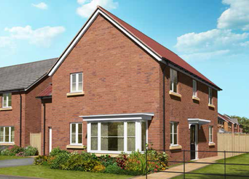 Thumbnail 4 bed detached house for sale in Barff Lane, Brayton York, East Yorkshire