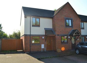 Thumbnail 2 bed terraced house for sale in Burgess Meadows, Johnstown, Carmarthen