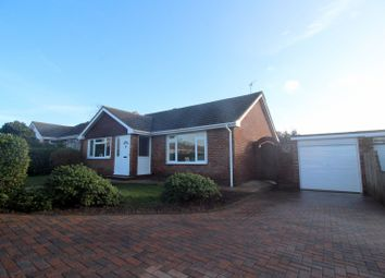 Thumbnail 2 bed detached bungalow for sale in Elgin Gardens, Seaford