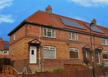 Thumbnail 2 bedroom end terrace house for sale in Scruton Avenue, Sunderland