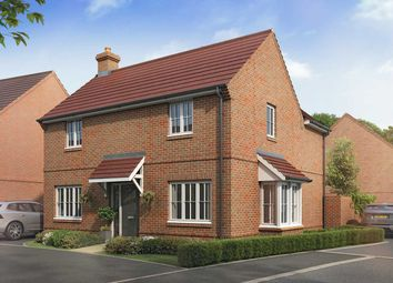 "Thumbnail 3 bed detached house for sale in ""The Elmwood"" at Boorley Green, Winchester Road, Botley, Southampton, Botley"