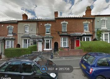 Thumbnail 2 bed terraced house to rent in Hermitage Road, Birmingham