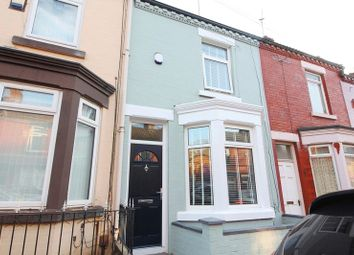 Thumbnail 2 bed terraced house for sale in Birchtree Road, Aigburth, Liverpool