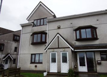 Thumbnail 1 bed flat to rent in Fernleigh Gardens, Wadebridge