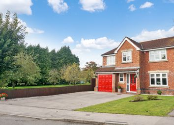 Thumbnail 5 bed detached house for sale in Rosecroft Drive, Langstone, Newport