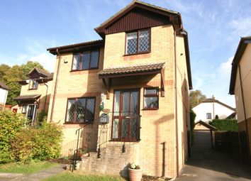 Thumbnail 4 bed detached house for sale in Blaney Way, Corfe Mullen, Wimborne
