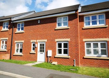 Thumbnail 4 bed terraced house to rent in Sewell Court, Crook