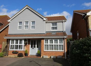 Thumbnail 4 bed detached house for sale in Cherwell Close, Stone Cross, Pevensey