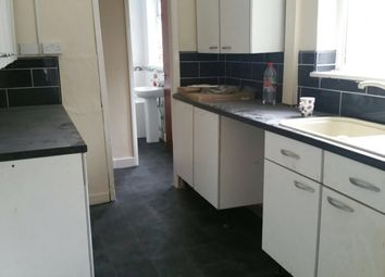 Thumbnail 2 bedroom terraced house to rent in Carron Street, Stoke On Trent