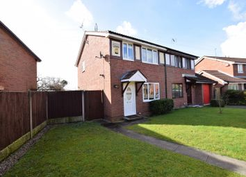 Thumbnail 3 bedroom semi-detached house for sale in Tewkesbury Close, Great Sutton