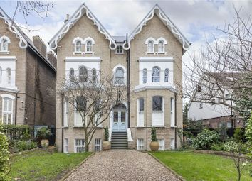 Thumbnail 2 bed flat for sale in Stratheden Road, London
