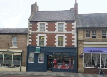 Thumbnail Commercial property for sale in Fenkle Street, Alnwick