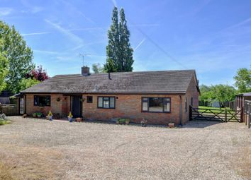 Thumbnail 4 bed detached bungalow for sale in Wendover Road, Stoke Mandeville, Aylesbury