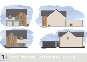 Thumbnail 4 bed detached house for sale in Ashover Road, Old Tupton, Chesterfield