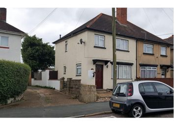 Thumbnail 3 bed semi-detached house to rent in Tennyson Road, Freshwater