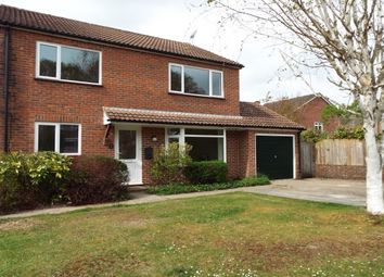 Thumbnail 4 bed detached house to rent in Elmdale Grove, East Wellow, Romsey