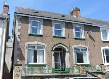 Thumbnail 4 bed semi-detached house for sale in Church Road, Goodwick
